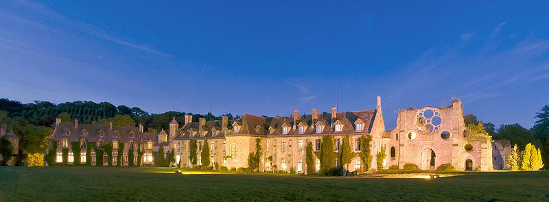 Abbaye des Vaux de Cernay