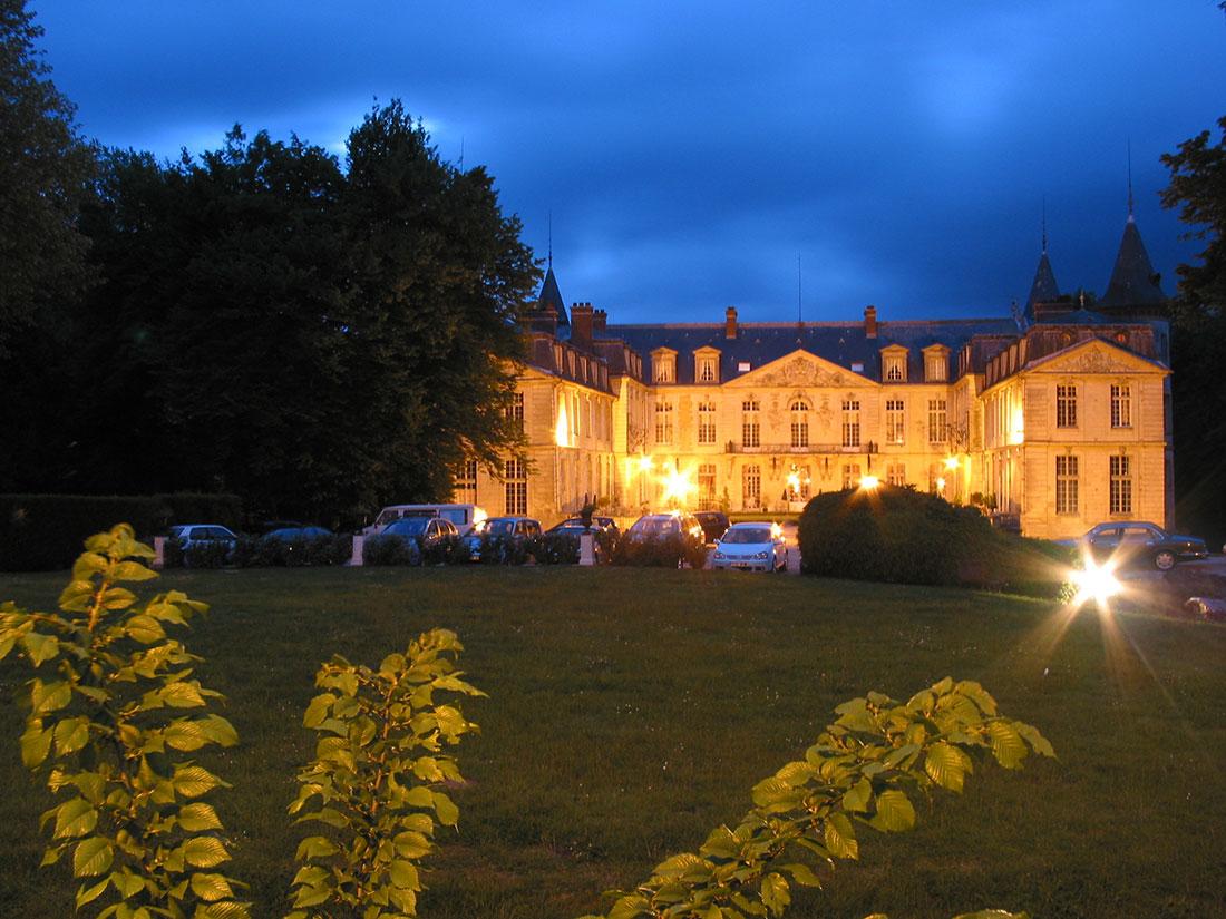 chateau-ermenonville-soir
