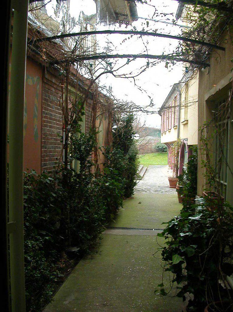 Passage maison Fournaise