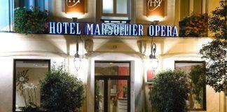 Hotel opéra paris