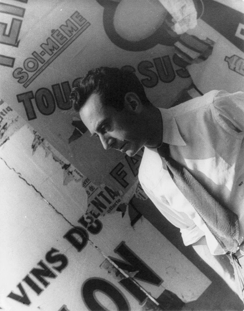 Artist Man Ray