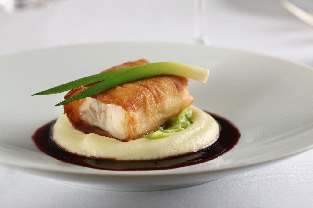 Boulud fine cuisine