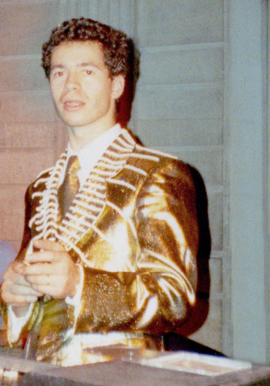 Elie De Rothschild Jr en 1991