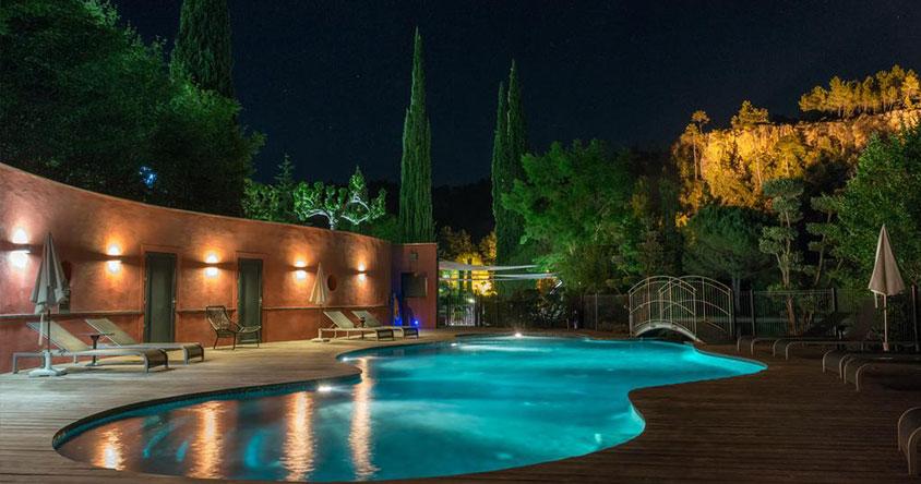 Hotel accomodation France