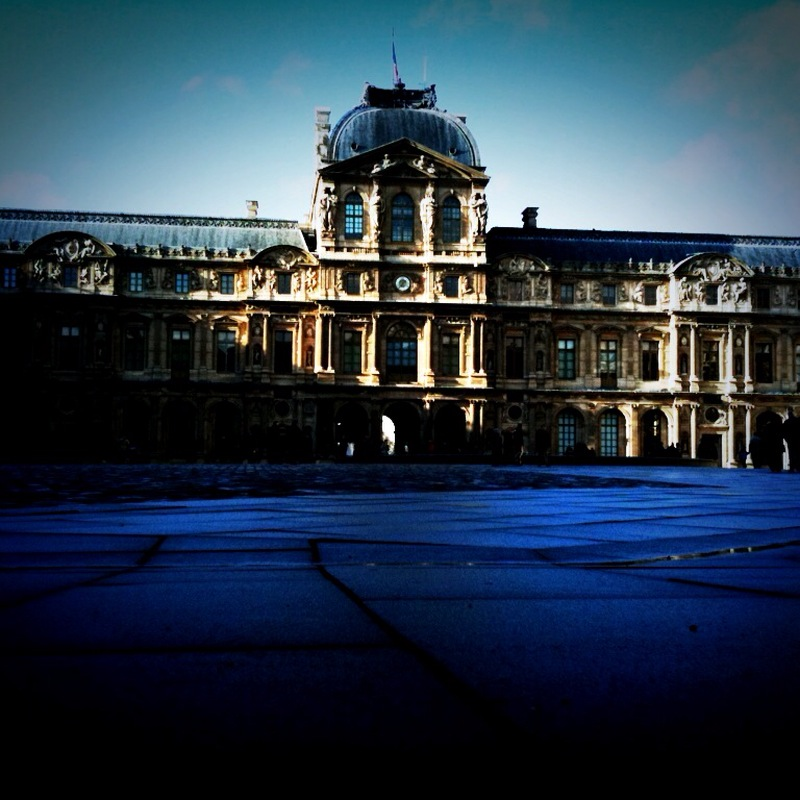 le Louvre de Paris