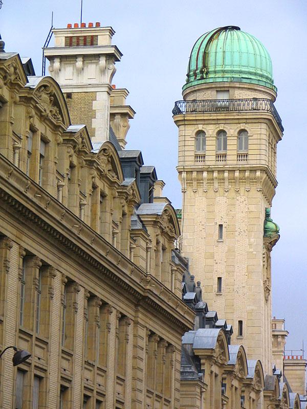 La Sorbonne University in Paris