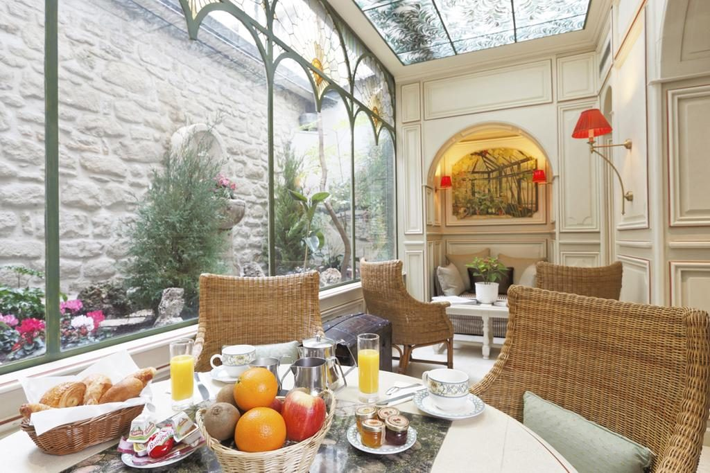 top paris hotels