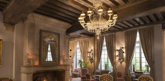 french chateau hotels