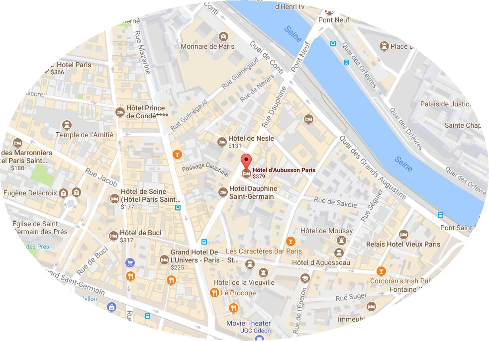 paris hotel booking