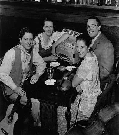 Baguette quartet