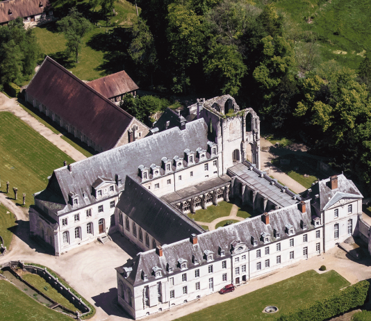 Abbaye St-Wandrille
