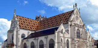 monastère et l'église de Brou