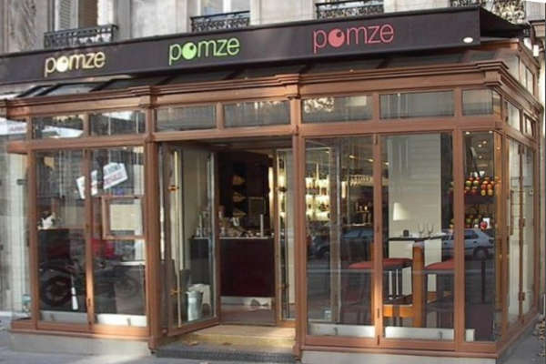 Pomze restaurant paris