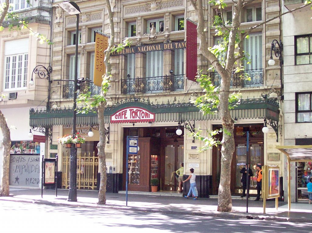 Café Tortoni Paris