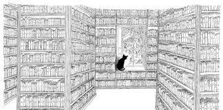 Le chat Jean-Jacques Sempé