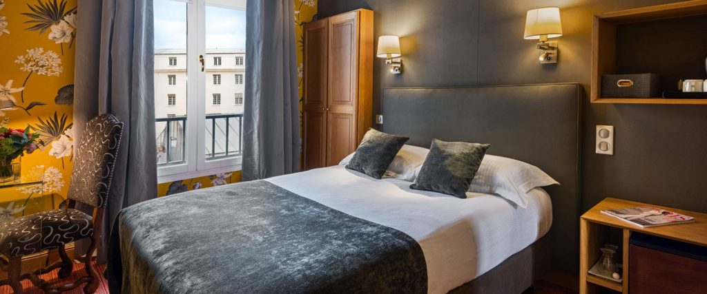 Hotel Saint Paul Rive Gauche Paris