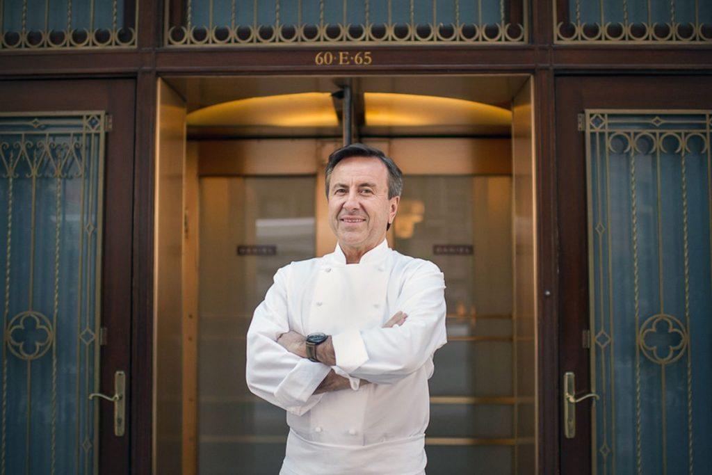Le Chef Daniel Boulud