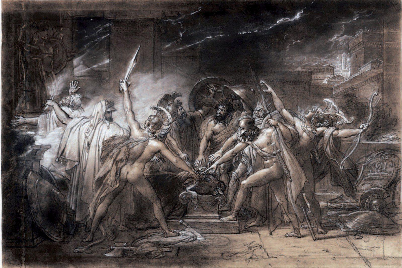 Le peintre Girodet